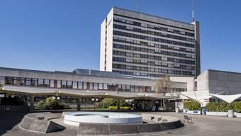 Vielleicht schon bald wieder ein ganz normales Spital? Das Corona-Referenzspital Bruderholz.