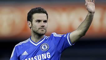 Juan Mata wechselt die Fronten