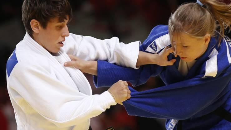 Evelyne Tschopp triumphiert in Almaty