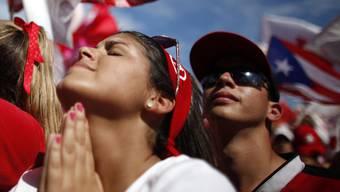 Auch die Puerto Ricaner waren zum Urnengang aufgerufen