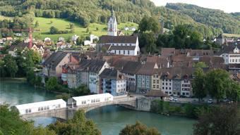 Die Zahl der leerstehenden und sanierungsbedürftigen Laufenburger Altstadtwohnungen soll sich mit verschiedenen Massnahmen bis zu 80 Prozent reduzieren.