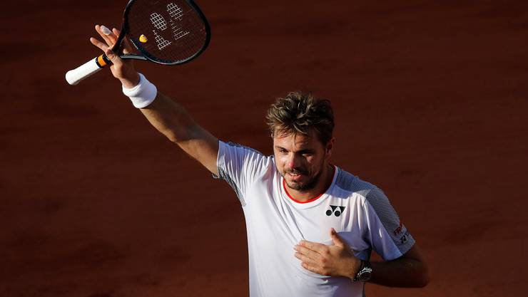 Roland Garros 2019 bedeutete die Rückkehr des Leidensmanns Stan Wawrinka.