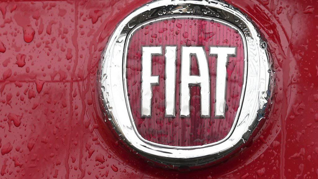 Auch Fiat soll bei Dieselmotoren «unzulässige Abschalteinrichtungen» eingesetzt haben.