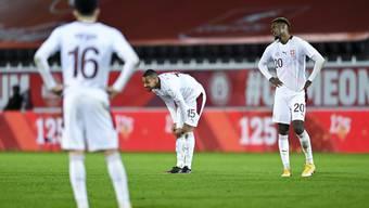 Seit sechs Spielen ist die Schweiz sieglos. So lange wie noch nie unter Petkovic.