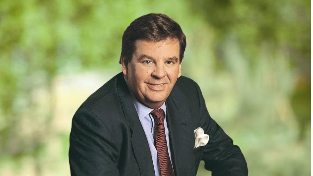 Der südafrikanische Milliardär Johann Rupert ist an der Hirslanden-Gruppe beteiligt.