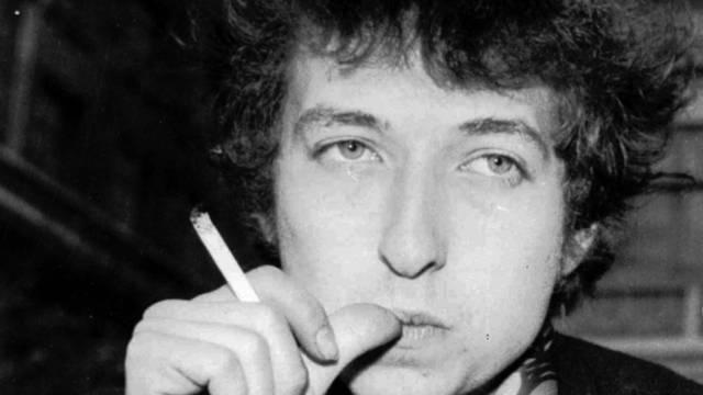 Fürchtete weder Tod noch Heroin: Bob Dylan im Jahr 1965 (Archiv)