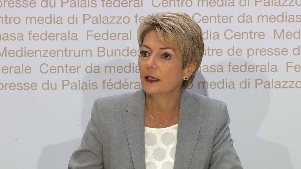 Komplette Pressekonferenz des Bundes vom 9. April 2020