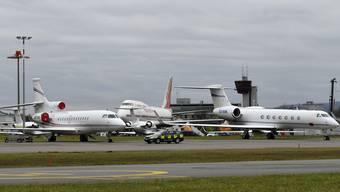 Es sei bereits ab Anfang der kommenden Woche mit zusätzlichen Flugbewegungen zu rechnen. (Archiv)