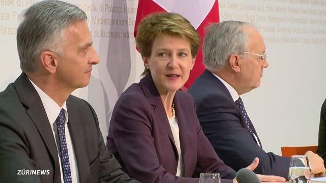 Kritik an der geplanten Umsetzung der Masseneinwanderungsinitiative des Bundesrates