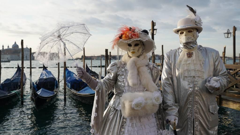 Karneval in Venedig wegen Coronavirus abgesagt
