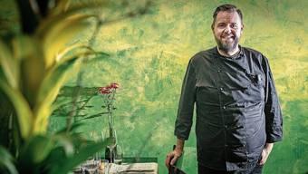 Im «Rosmarin» schwört Gault-Millau-Koch Philipp Audolensky auf Sicherheit für die Gäste.