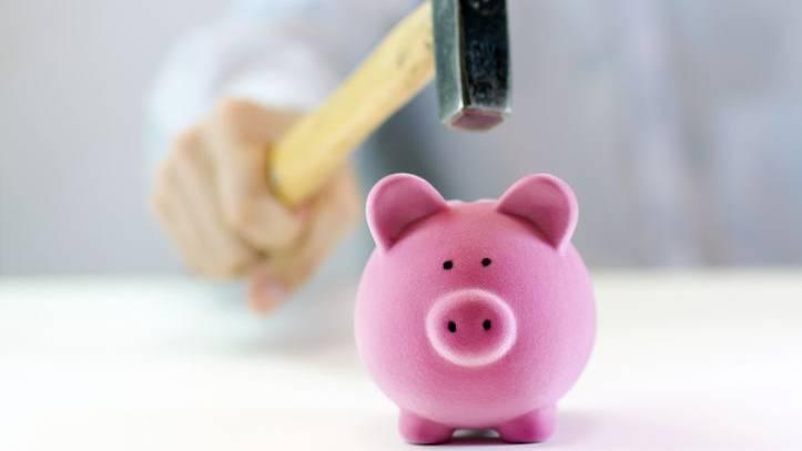 Aargauer Regierung will Sparschwein nicht schlachten, sondern füllen.