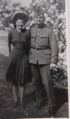 1942: Ringkauf in Luzern. zvg