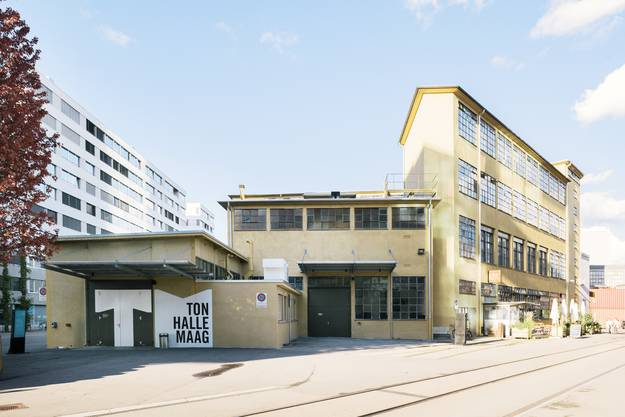 Maag-Areal: Wo einst Zahnräder entstanden, gastiert nun die Tonhalle.
