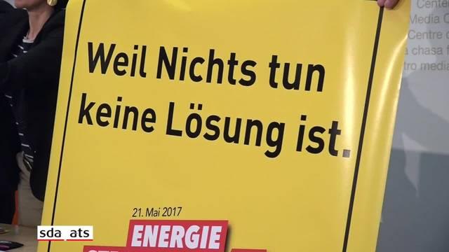 Energiegesetz: Das sagen die Befürworter