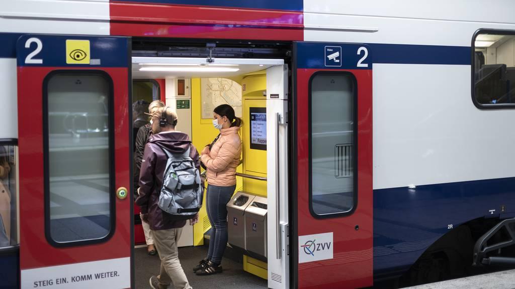Der Personenverkehr auf den Schienen dürfte sich wegen der Empfehlung zu Homeoffice langsamer erholen.