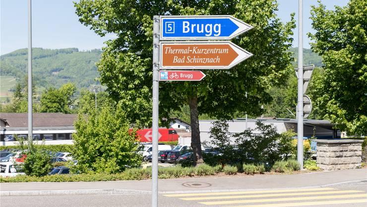 Am Freitag äussert sich die Bevölkerung in Schinznach-Bad zur Fusion mit Brugg.