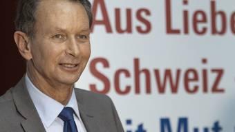 Philipp Müller bei den kantonalen FDP-Präsidenten willkommen