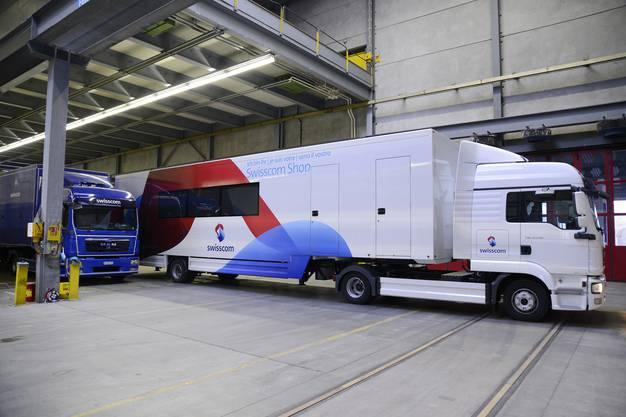 Mit den Trucks auf Achse in ganz Europa