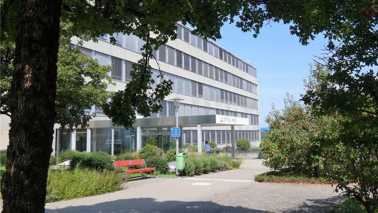 Das Spital Muri ist ein Gesundheitszentrum mit umfassender Grundversorgung. (Archiv)