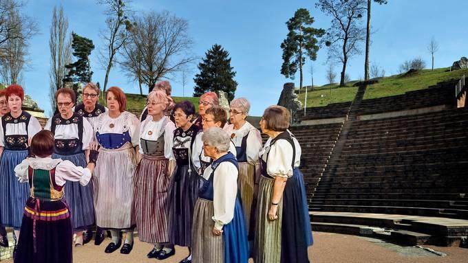 Im Amphitheater in Augst fanden zuletzt Rock- und klassische Konzerte statt. Nun sollen dort auch Jodler und Trachtengruppen auftreten