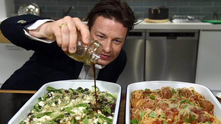 Nach über 60 Restaurants weltweit bald auch ein «Jamie Oliver» in der Schweiz?
