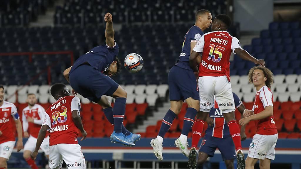 Lille nur mit Remis - Paris Saint-Germain rückt heran