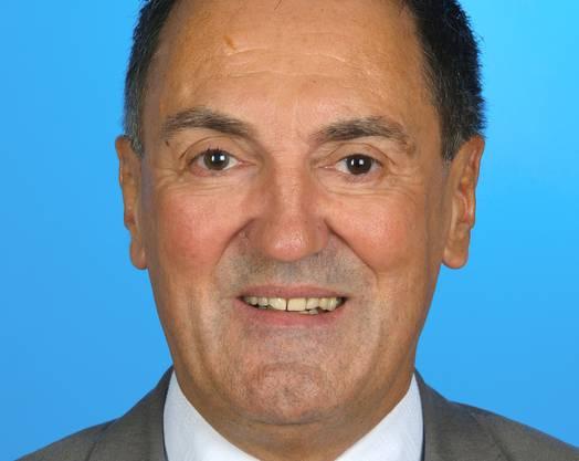 Max Suter (SVP), Aarauer Einwohnerratskandidat