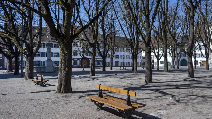 28 Tage nach dem ersten Covid19-Fall ist Basel unheimlich leer.