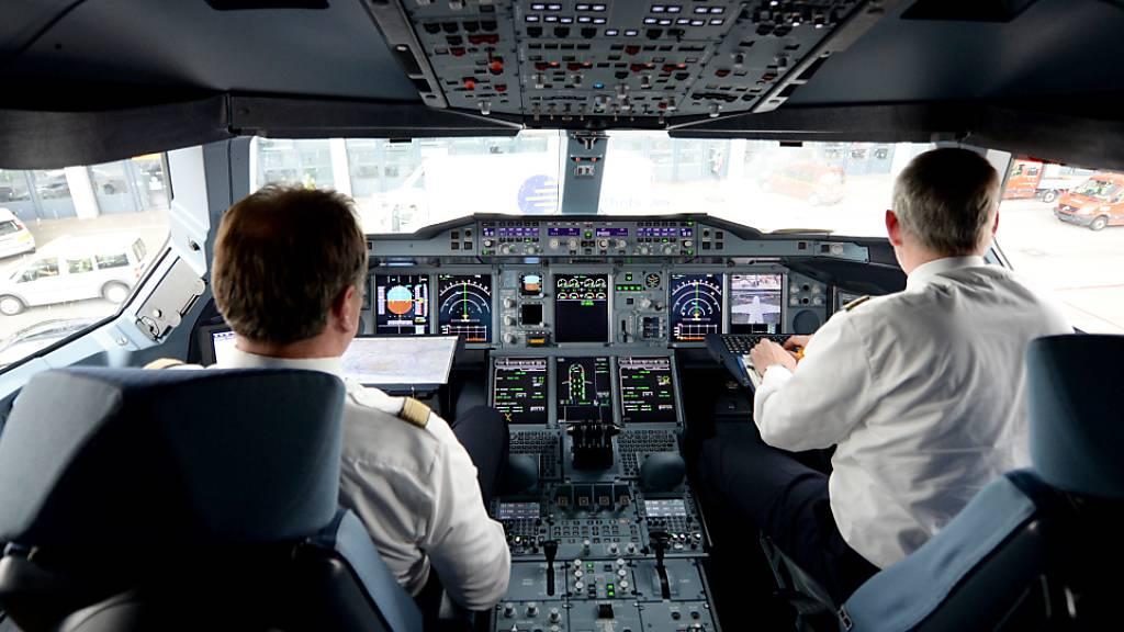 Airbus plant Bau eines Passagierflugzeugs mit Wasserstoffantrieb