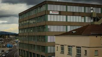 In diesen Gebäuden sind die 250 Personen tätig, die von den Abbaumassnahmen bei Rockwell betroffen sind.