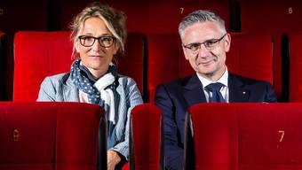 Alles nur ein Sommer-Theater? Susanne Hochuli giftelt wieder einmal gegen Andreas Glarner.