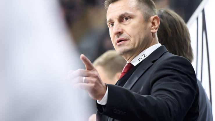 Lausannes Trainer Ville Peltonen erhält einen russischen Stürmer aus Finnland zur Verstärkung seines Line-Ups