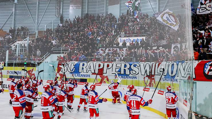 Die Rapperswil-Jona Lakers wollen im Cup in den Final