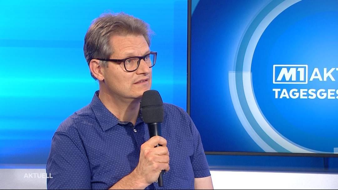 Christoph Fux über die Maskenpflicht im Openair-Kino