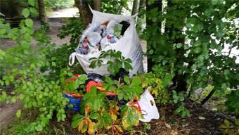 Die illegale Entsorgung von Abfall kommt dem Verursacher teuer zu stehen. (Symbolbild)