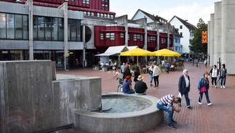 Die Erneuerung des Neumarktplatzes und des Bahnhofplatzes ist für die Jahre 2019 bis 2023 eingeplant.