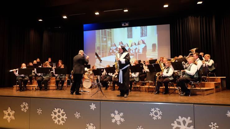 Die Musikgesellschaft Hägendorf-Rickenbach gab ein gelungenes Jahreskonzert.