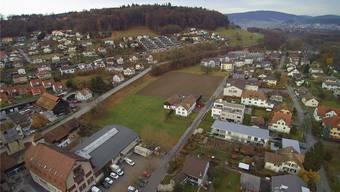 Die Erschliessung der Überbauung Aarepark mit 130 Wohnungen in zehn Gebäuden ist im Gestaltungsplan über die Hintere Schachenstrasse vorgesehen. Bruno Kissling