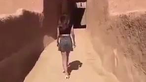 Die Frau aus dem Video ist wieder auf freiem Fuss.