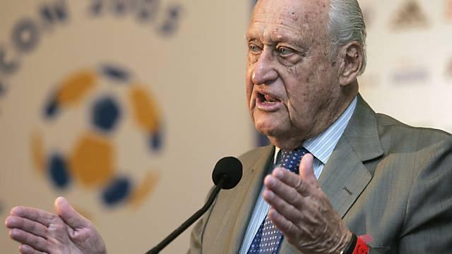 Ex-Fifa-Präsident João Havelange hat Schmiergelder bezogen.