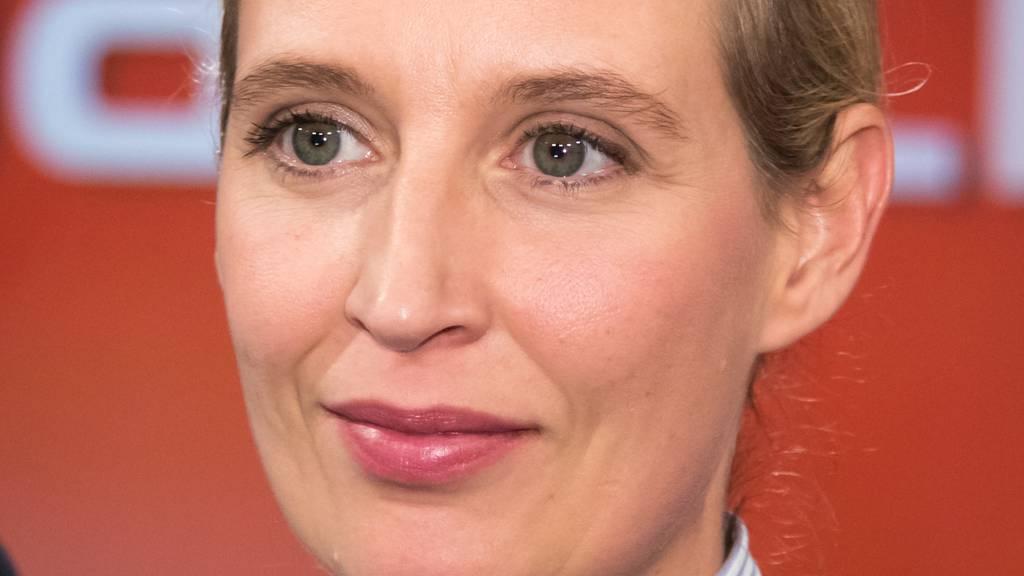 AfD-Vorsitzende lebt jetzt in der Zentralschweiz