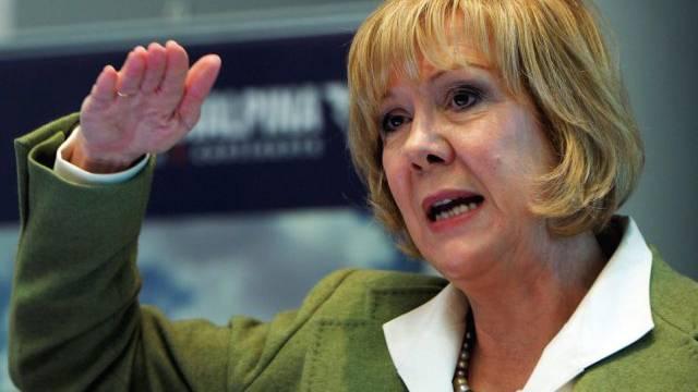 Monika Ribar (Archivbild)