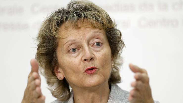 Eveline Widmer-Schlumpf, Alt-Bundesrätin BDP