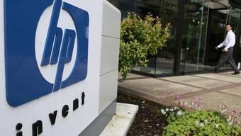 HP hegt Abspaltungspläne für das PC-Geschäft (Archiv)