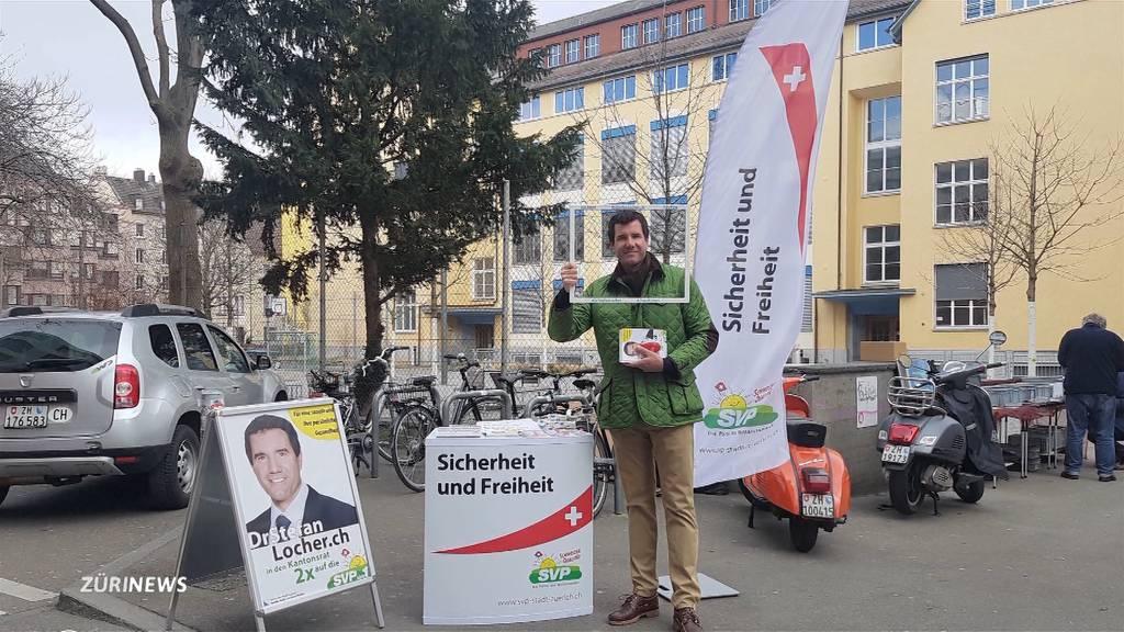 Zürcher SVP-Politiker stiftet zu Wahlbetrug an