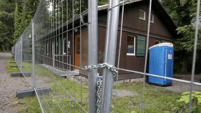 """Sorgt für Unmut: Asylzentrum """"Kleine Schliere"""" in Alpnach"""