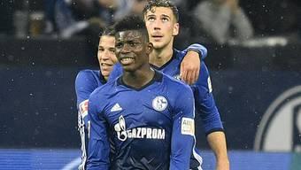 Nach 349 Tagen steht Breel Embolo gegen Leverkusen endlich wieder in der Startelf von Schalke