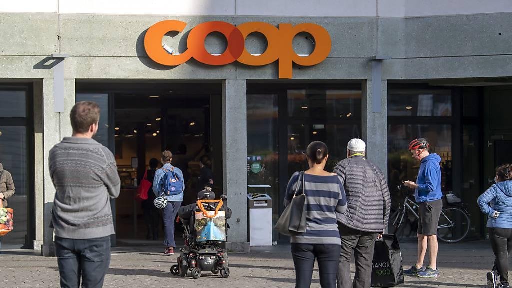 Coop erwartet nachhaltiges Wachstum im Detailhandel