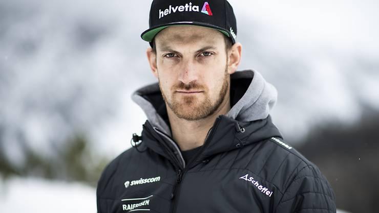 Idre scheint Alex Fiva zu liegen: Der Bündner Skicrosser feierte im schwedischen Weltcup-Ort bereits seinen dritten Sieg nach 2017 und 2018